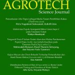 AGROTECH Journal